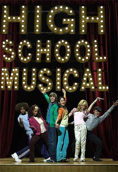 Escena de <i>High School Musical. </i>