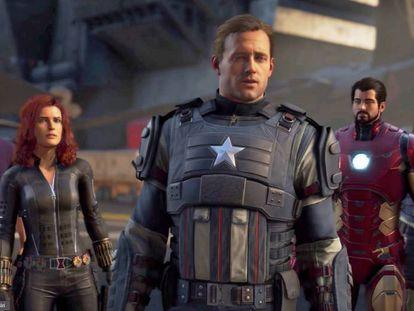 """Shaun Escayg: """"Todos los elementos de 'Marvel's Avengers' están vinculados a la narrativa"""""""