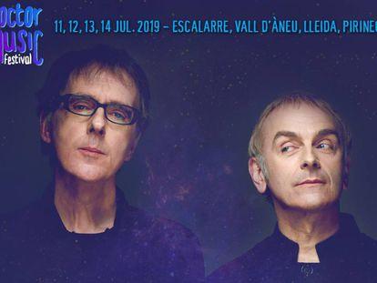 Doctor Music anuncia tres conciertos de Underworld.
