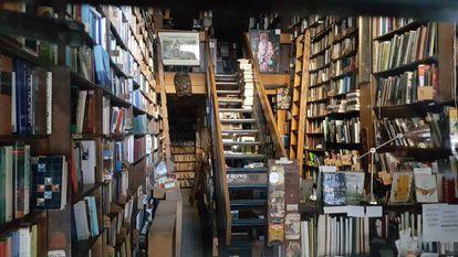 La librería Westsider Rare & Used Books situada en el Upper West Side, Nueva York.