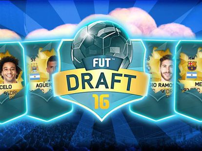 Imagen de la app más popular de España, Fut Draft.