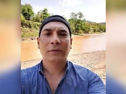 El periodista mexicano Fidel Ávila Gómez.