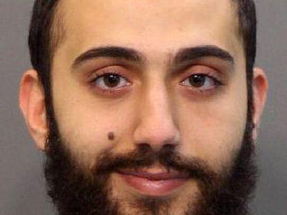 Muhammad Youssef Abdulaziz, el pasado abril.