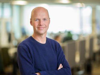 Sebastian Thrun dejó su trabajo en Google y en la Universidad de Stanford para crear Udacity, una plataforma de cursos online