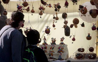 Feria alternativa de Castellón.