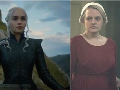 Los premios de la televisión deciden este lunes si Netflix y Hulu le aguantan el tipo a la serie más premiada de la historia