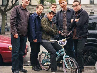 Imagen promocional de The Rad Trads.