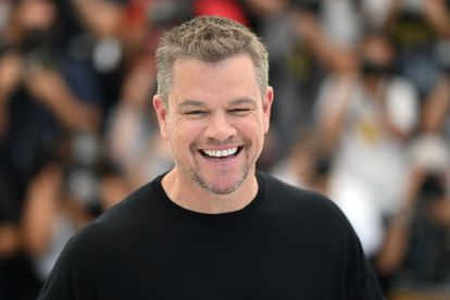 Matt Damon, in the presentation to the press of 'A Question of Blood'.