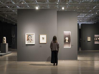 La exposición 'Picasso Ibero' estará en el Centro Botín de Santander hasta el 12 de septiembre.