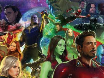 La decimonovena película de Marvel supera a  Star Wars  o  Fast and Furious  en su primer fin de semana