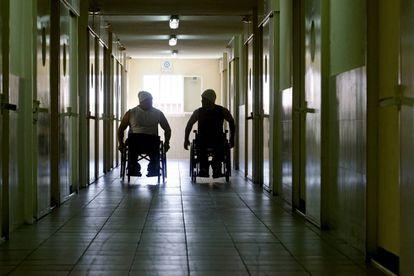 Imagen de archivo del módulo de la enfermería de la cárcel de Aranjuez.