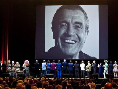 Homenaje a Pepe Rubianes.