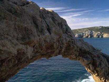 Parque Natural de Cabrera, en las Islas Baleares.