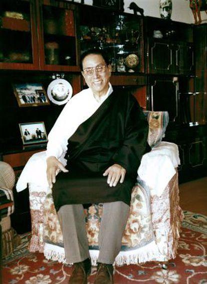 Phuntso Wangye, líder comunista tibetano y disidente del PCCh.