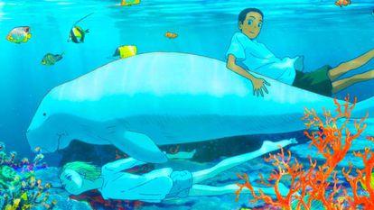 Imagen de 'Los niños del mar'.