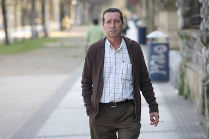 Francisco García Raya, exconcejal socialista en Mondragón, en una imagen de archivo.