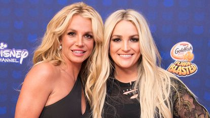 Britney y Jamie Lynn Spears, juntas en una gala de premios de 2017.