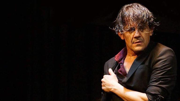 El bailaor andaluz José Barrios.
