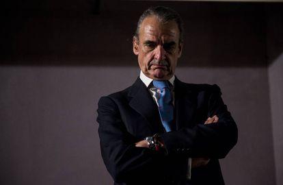 Mario Conde en una imagen de 2015.