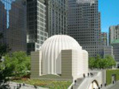 Un repaso en vídeo por algunos de los encargos que Calatrava desarrollará  mezquita de Nueva York, el túnel-puente de Qatar...