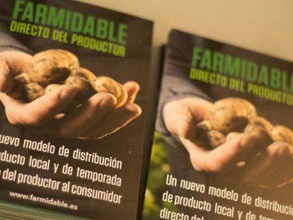 Farmidable propone llevar comida a las personas mayores. El envío es gratis para ellos y para las personas sin movilidad en Madrid