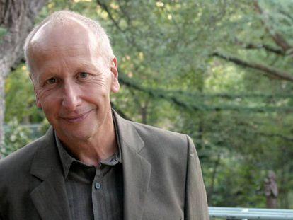 Luis Caffarelli, en una imagen difundida por la Unión Matemática Argentina.