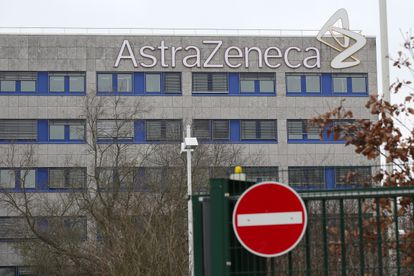 El cuartel general de AstraZeneca en Alemania.