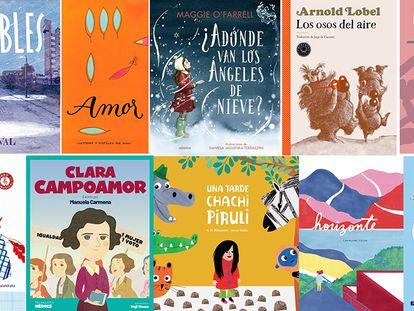 10 álbumes ilustrados con los que regalar lecturas a niños y niñas.
