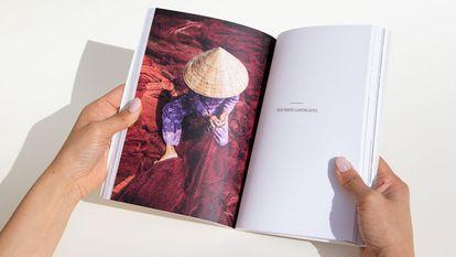 Libro 'Textile Seekers' (buscadores de tejidos) editado por Thao Phuong.
