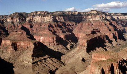 El Gran Cañón del Colorado.
