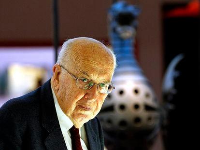 Jordi Nadal, historiador y doctor Honoris Causa por la Universitat Pompeu Fabra.