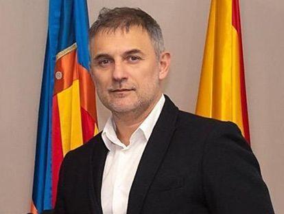José Casaña, secretario general del Consejo General de Colegios de Fisioterapeutas.