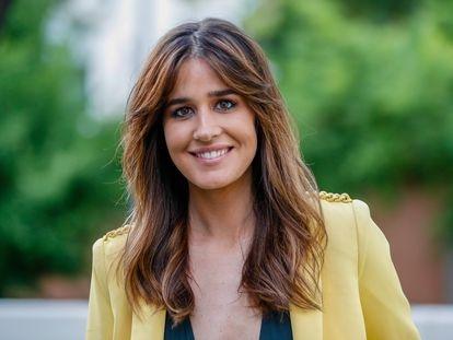 Isabel Jiménez, en Madrid el pasado junio.
