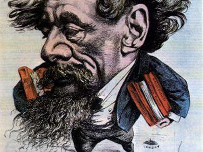 Una noche a la sombra de Dickens