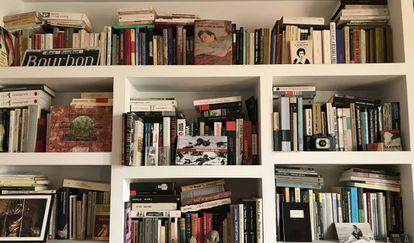 Una librería.