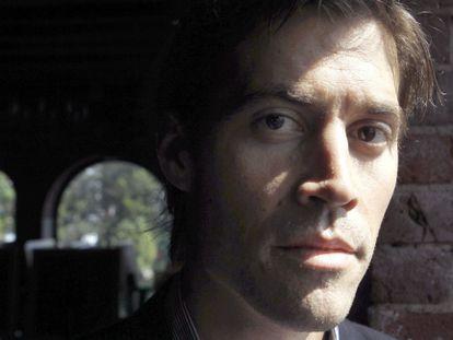 Jim Foley en 2011