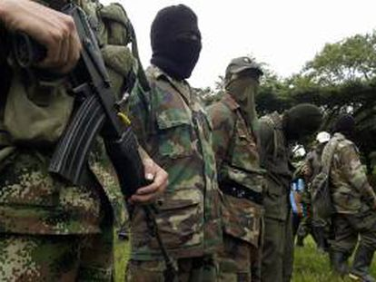 En un país como Colombia, que por primera vez en cincuenta años está ante la posibilidad real de terminar el conflicto con las FARC, el Gobierno no quiere que se abra otro frente de violencia. EFE/Archivo