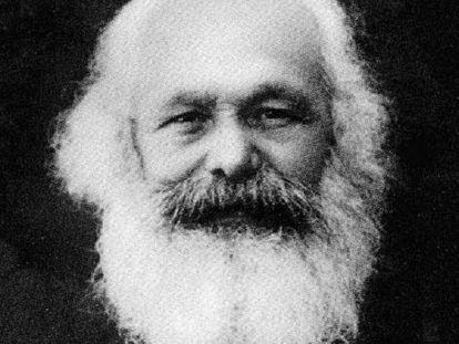 Karl Marx, 23 de abril de 1882.