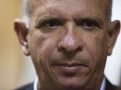 Hugo Carvajal, en Caracas en 2016.