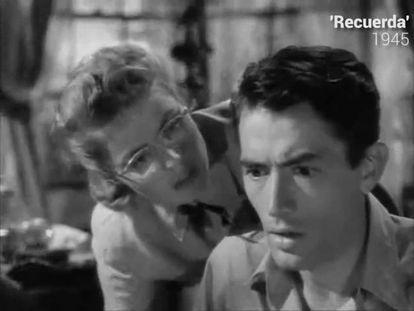 Ingrid Bergman en películas: desde Francia a Casablanca