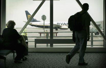 El aeropuerto de Stansted