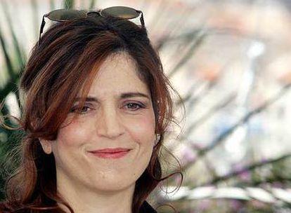 La directora, guionista y cantante Agnès Jaoui.