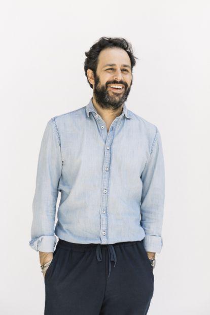 Felipe Turell, cofundador del restaurante Mo de Movimiento