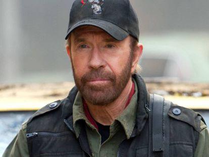 Chuck Norris, en una imagen de 2012.
