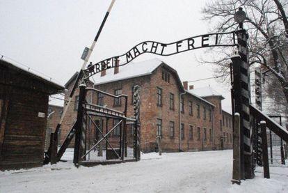 """Fotograma del documental """"Un día en Auschwitz"""", emitido el pasado enero, en el 70º aniversario de la liberación del campo nazi."""