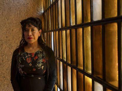 Araceli Osorio, activista y madre de una mujer asesinada por su pareja.