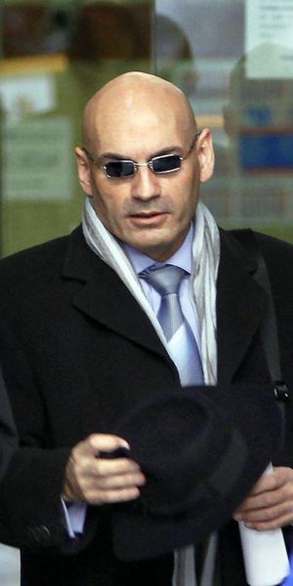 Javier Gomez Bermudez juez de la Audiencia Nacional.