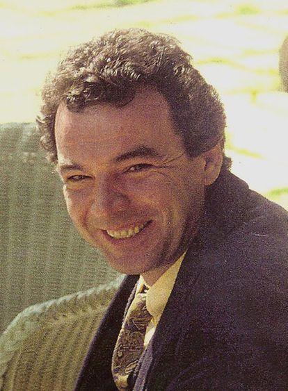 Fotografía de archivo del periodista Pablo Lizcano.