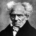 El filósofo Arthur Schopenhauer, fotografiado por J. Schäfer en 1859.