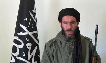 En la imagen, Mojtar Belmojtar, fundador del grupo Al Muthalimin.